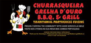 Churrasqueira Grelha D'ouro BBQ & Grill, Portuguese Cuisine, Portuguese Cuisine in Brampton, Authentic Portuguese Food, Restaurant, Portuguese Restaurant in Brampton